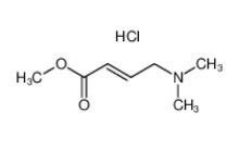 4-dimethylaminocrotonic acid methyl ester hydrochloride|1259519-60-2
